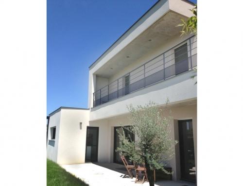 Projet E – Maison individuelle – Toulouse