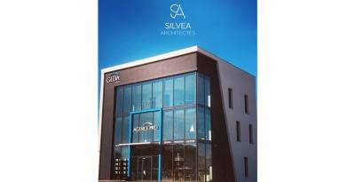 Bâtiment de bureaux SIlvea Architectes
