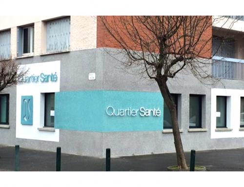 Espace médical – Quartier santé – Toulouse