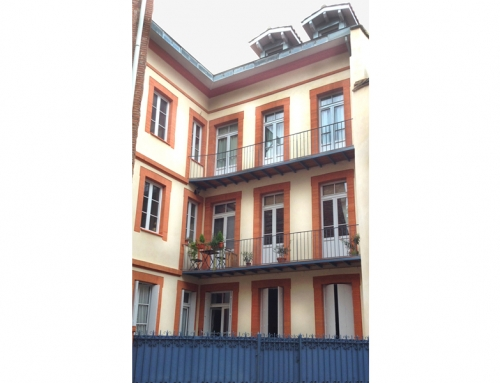 Projet A – Rénovation Immeuble – Toulouse