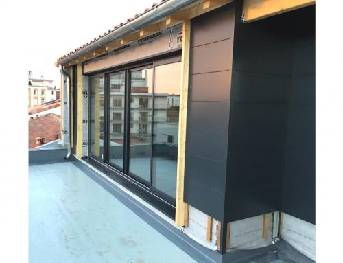 Réhabilitation immeuble – rue J.Rieux