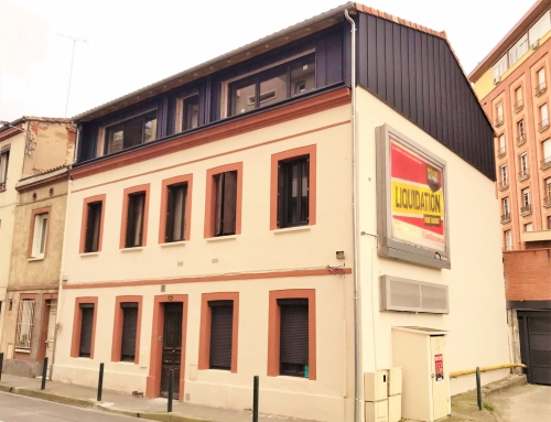 Logements collectifs – Sainte Lucie Toulouse