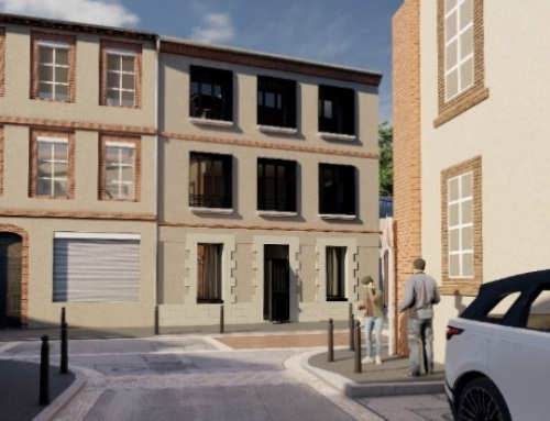 Logements collectifs – TEINTURIERS TOULOUSE