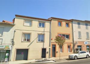 Construction de deux maisons de ville à Toulouse centre.